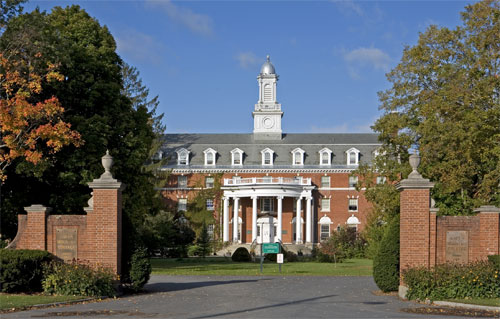 Green Mountain College 106